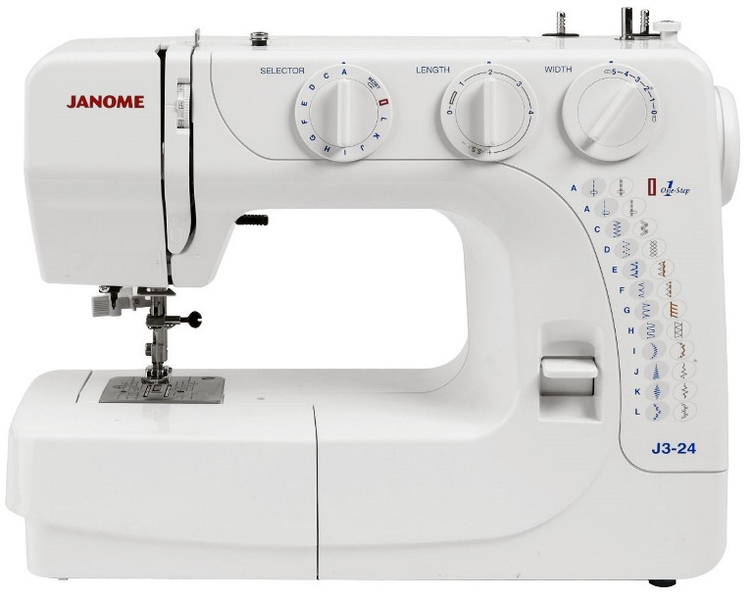 Janome J3-24 Ex Display Sewing Machine Sewing Machine