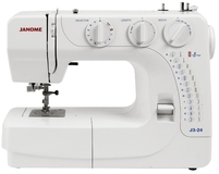 Janome J3-24 Sewing Machine. Was £229, Save £30.