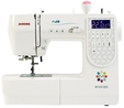 Janome M100 QDC Computerised Sewing Machine. Save £60. Limited Offer. Extra Wide Table Included & Bonus Pack worth £59 Sewing Machine