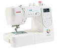 Janome M100 QDC Computerised Sewing Machine. Save £60. Limited Offer. Extra Wide Table Included & Bonus Pack worth £59 Sewing Machine 2