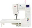 Janome M100 QDC Computerised Sewing Machine. Save £60. Limited Offer. Extra Wide Table Included & Bonus Pack worth £59 Sewing Machine 3