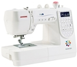 Janome M200 QDC Computerised Sewing Machine. Extra Wide Table Included & Bonus Pack worth £59. Was £639, Save £70. Sewing Machine 2