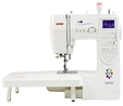 Janome M200 QDC Computerised Sewing Machine. Extra Wide Table Included & Bonus Pack worth £59. Was £639, Save £70. Sewing Machine 3