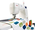 Janome M200 QDC Computerised Sewing Machine. Extra Wide Table Included & Bonus Pack worth £59. Was £639, Save £70. Sewing Machine 5
