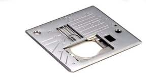 Janome MC200E Needle Plate
