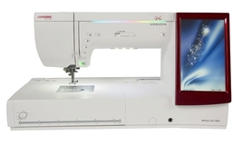 Janome Memory Craft 14000 Sewing & Embroidery Machine