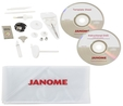 Janome Memory Craft 400E Computerised Embroidery Machine Embroidery Machine 10