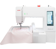 Janome Memory Craft 400E Computerised Embroidery Machine Embroidery Machine 3