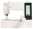 Janome MC500E Embroidery Machine Embroidery Machine 3