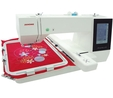Janome MC500E Embroidery Machine Embroidery Machine 7