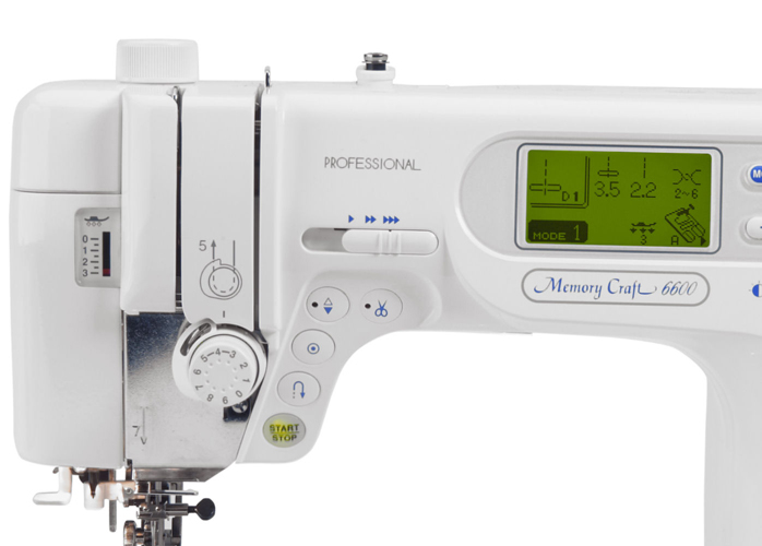 6600 janome sewing machine