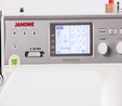 Janome Memory Craft 6700P Professional Sewing Machine. Save £200. Limited Offer Sewing Machine 5