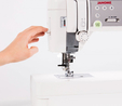 Janome Memory Craft 6700P Professional Sewing Machine. Save £200. Limited Offer Sewing Machine 6