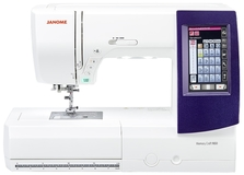 Janome Memory Craft 9850 QCP Sewing & Embroidery Machine