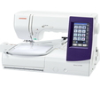 Janome Memory Craft 9850 QCP Sewing & Embroidery Machine Sewing Machine 2