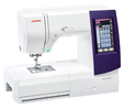 Janome Memory Craft 9850 QCP Sewing & Embroidery Machine Sewing Machine 6