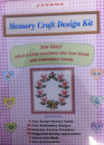 Janome Memory Craft Design Kit