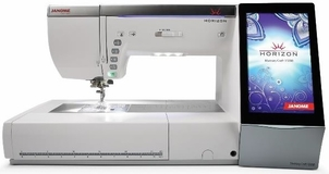 Janome Memory Craft Horizon 15000 Quilt Maker V3