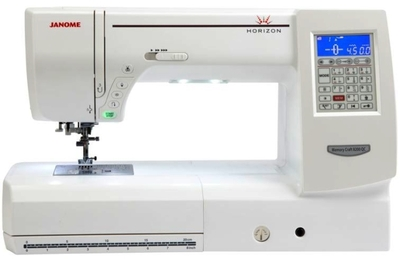 Janome Memory Craft Horizon 8200QC