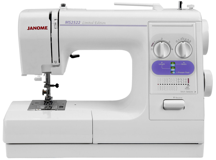 Janome Mystyle 2522 Le Sewing Machine