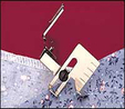 Janome Overlock Cloth Guide