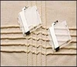Janome Pintuck Cord Guides (Cat C) Janome Category C