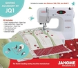 Janome Quilting Accessory Kit JQ1
