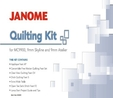 Janome Quilting Accessory Kit JQ7