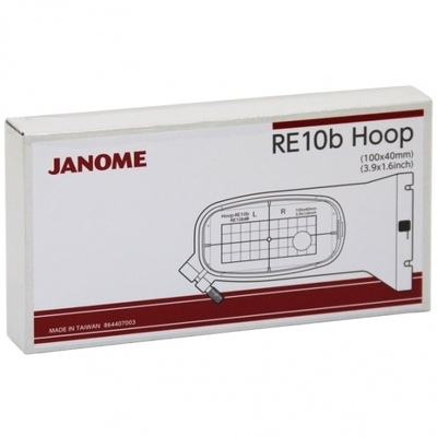 Janome RE10b Hoop for MC500E Janome Embroidery Hoops & Attachments for MC500E