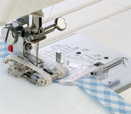 Janome Rotary Even Bias Tape Attachment