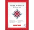 Janome Ruler Work Kit (6 Piece Set)