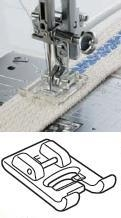 Janome Satin Stitch Foot 7mm F (Cat B)