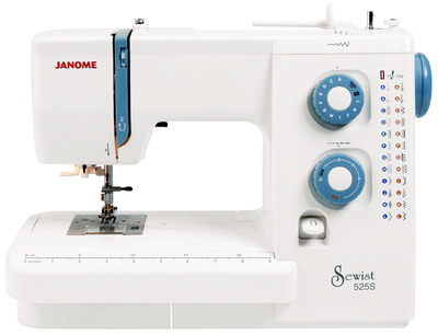 Janome Sewist 525S Sewing Machine Ex Display