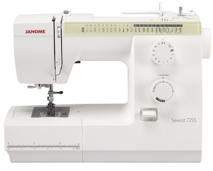 Janome 725S Sewing Machine. Save £40. Limited Offer Sewing Machine
