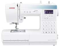 Janome 780DC Computerised Sewing Machine
