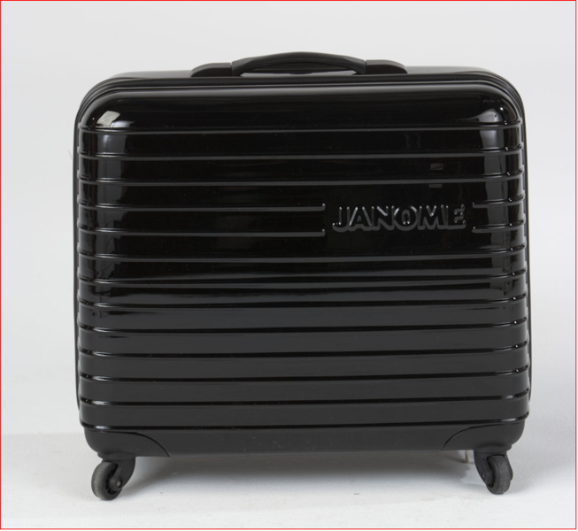 janome sewing machine trolley bags