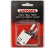 Janome Walking Foot with Quilters Guide Category A Janome Category A 2