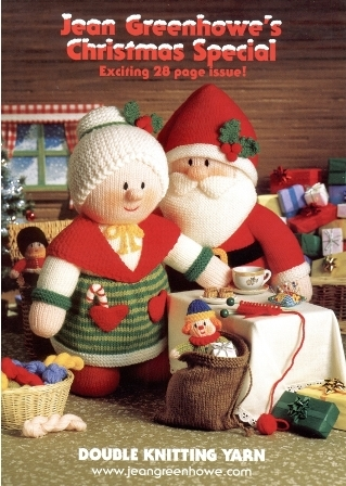 Home > Knitting & Crochet Patterns > Jean Greenhowes Christmas Special
