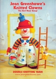 Knitted Clowns [Clearance]