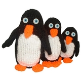 Knita Pets Percy the Penguin Knitting Kit