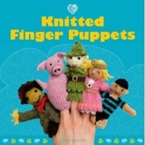 Knitted Finger Puppets [Clearance]