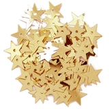 Large Stars 10mm Gold