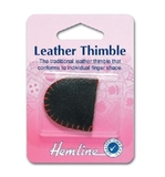 Leather Thimble Small