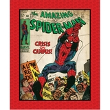 Marvel Comics - The Amazing Spiderman Fabric Panel