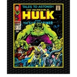 Marvel Comics - The Incredible Hulk Fabric Panel
