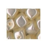 Medium Champagne Cube Pearls 70pk