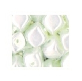 Medium Ivory Cube Pearls 70pk