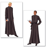 Men's Robe B6844 Sizes 32, 34, 36