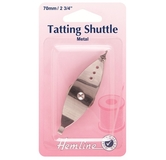 Metal Tatting Shuttle