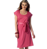 Misses' Dress and Belt B6039 Sizes XSM, SML, MED, LRG, XLG, XXL